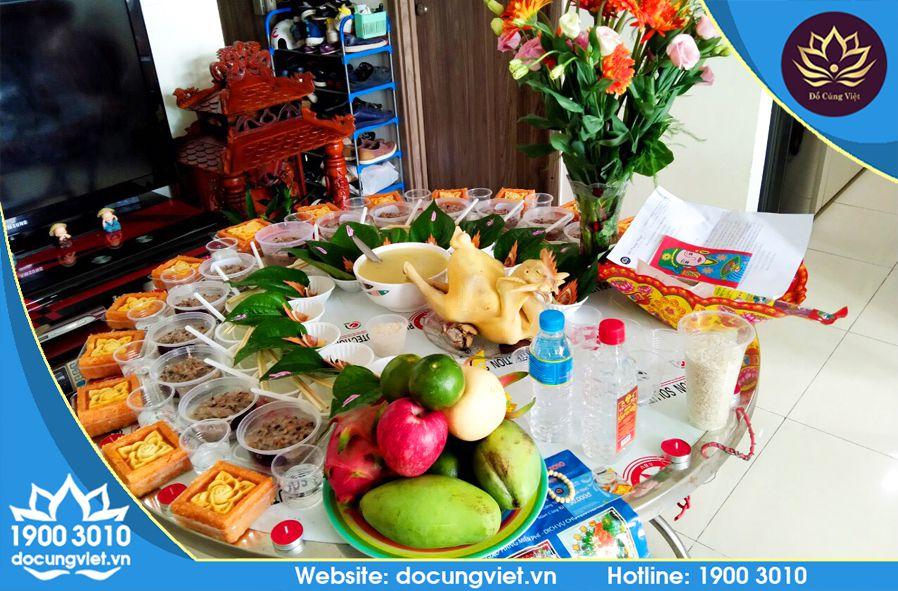 Lễ cúng thôi nôi bé trai miền Namkhông hề xa lạ với người Việt