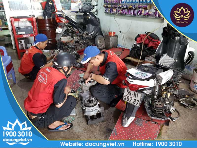 Cúng tổ nghề sửa xe ngày nào?