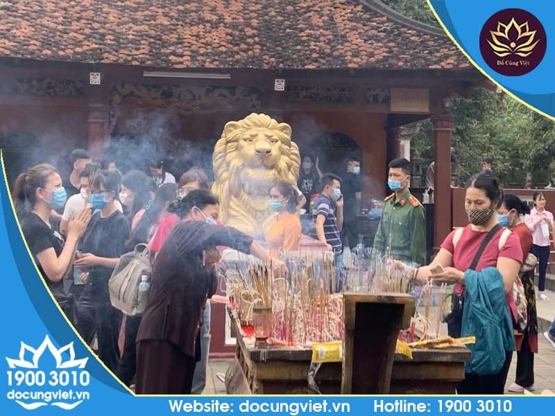 Cách dâng lễ hội chùa Hương