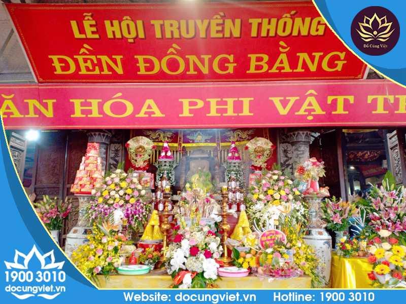 Văn Khấn Đền Vua Cha Bát Hải